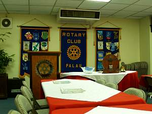 Rotary Club of Palau, Penthouse Restaurant